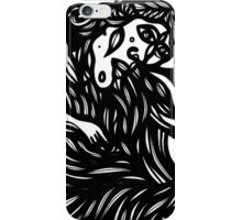 Rigas Renaissance Greek Roman Black and White iPhone Case/Skin