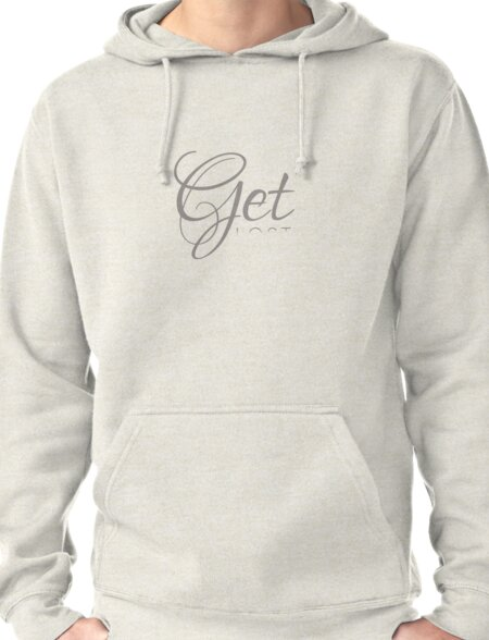Get Lost Quote T-Shirt