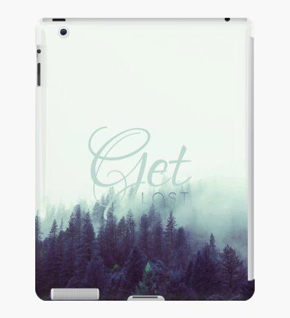 Get Lost Quote iPad Case/Skin