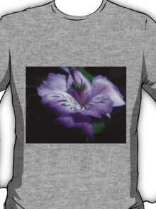 Purple Flora T-Shirt