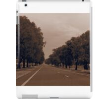 Country Drive iPad Case/Skin
