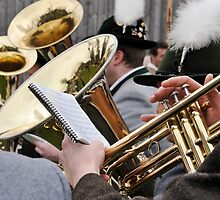 Bavarian Brass Band by Klaus Offermann