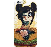 BURGZ iPhone Case/Skin