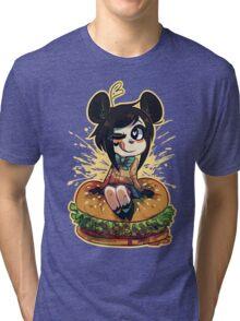 BURGZ Tri-blend T-Shirt