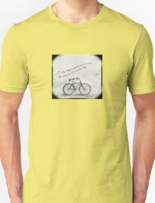 Only by riding T-Shirt