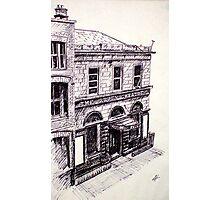 Old abbey Theatre, Dublin, Ireland Photographic Print