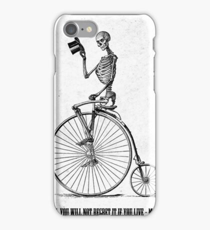 ...If you live iPhone Case/Skin