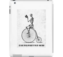 ...If you live iPad Case/Skin