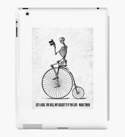 ...If you live iPad Case/Skin