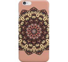 Home mandala iPhone Case/Skin