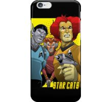 Star Cats iPhone Case/Skin