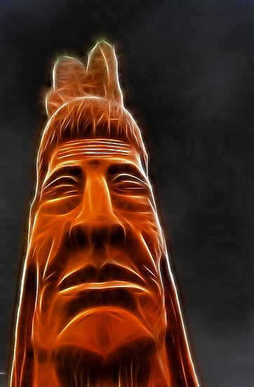 the chief by Cheryl Dunning