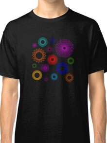 Spirograph Patterns Classic T-Shirt