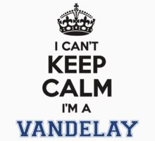 I cant keep calm Im a VANDELAY by icanting