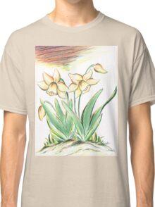 Glorious Daffodils Classic T-Shirt