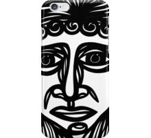 Couser Renaissance Greek Roman Black and White iPhone Case/Skin