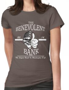 Benevolent Bank (Payday 2) Womens Fitted T-Shirt