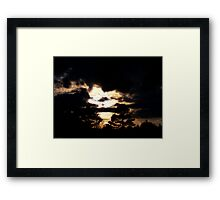 Believe 66 Framed Print
