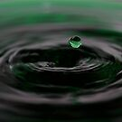 water droplet by Francesca Rizzo