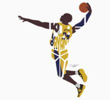 Kobe Bryant from the Lakers by GrantP93