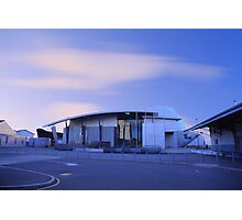 Fremantle Maritime Museum At Dusk   Photographic Print