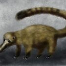 The Coati of Constant Consternation by Ed Clews