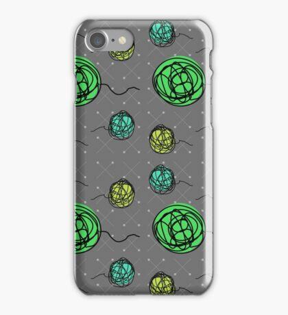 knitting iPhone Case/Skin