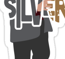 Duke Silver from Parks and Recreation Sticker