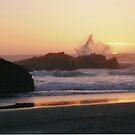 Oregon Sunset by ubumebme
