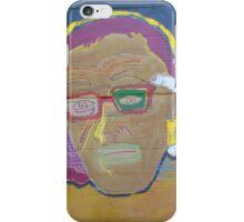 Eddie White iPhone Case/Skin