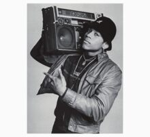LL Cool J B/W by Manoley