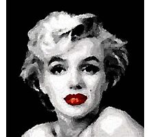 Marilyn Photographic Print