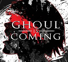 GHOUL IS COMING by GIRLvsDESIGN