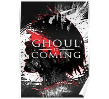 GHOUL IS COMING Poster