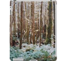 Oregon Rain Forest iPad Case/Skin