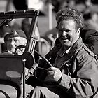 Melbourne ANZAC day parade 2013 - 15 by Norman Repacholi