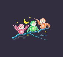 We Three Owls (T-Shirt) Unisex T-Shirt