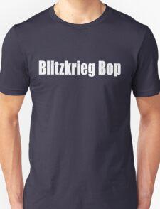 The Ramones-Blittzkreig Bop T-Shirt