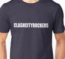 The Clash-Clash City Rockers Unisex T-Shirt