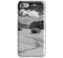 Rakaia Gorge, New Zealand iPhone Case/Skin
