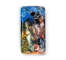 Mary Magdalene At The Cross Samsung Galaxy Case/Skin