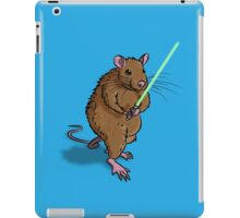Rat Jedi iPad Case/Skin