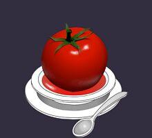 Love apple soup... Unisex T-Shirt