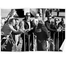 Melbourne ANZAC day parade 2013 - 21 Poster