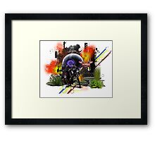 Destiny Fallen Fan Art Print Framed Print