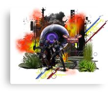 Destiny Fallen Fan Art Print Canvas Print