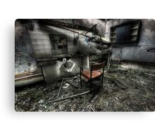 Short Back And Sides Canvas Print