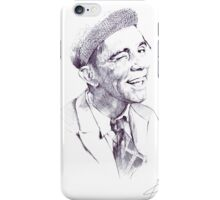 Sir Norman Wisdom iPhone Case/Skin