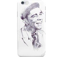 Sir Norman Wisdom iPhone Case/Skin