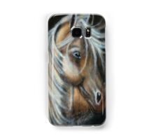Unique painted horse Samsung Galaxy Case/Skin